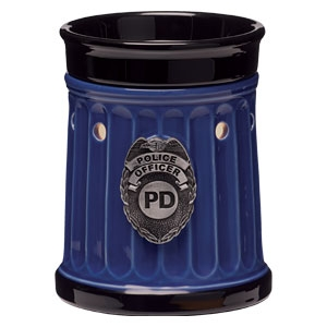 Police Officer Scentsy Warmer