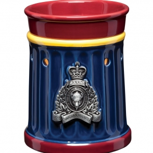 Royal Canadian Mounted Police Scentsy Warmer
