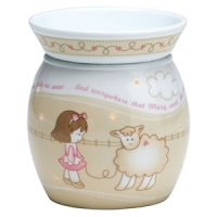 Scentsy Little Lamb Mid-size Warmer
