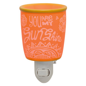Scentsy You Are My Sunshine Nightlight Warmer