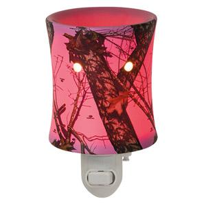 Scentsy Mossy Oak Break-up Pink Nightlight Warmer