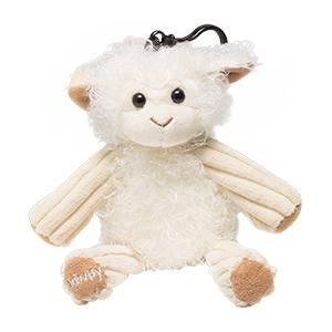 Lenny the Lamb Scentsy Buddy Clip