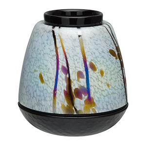 Lyric Glass Art Scentsy Warmer