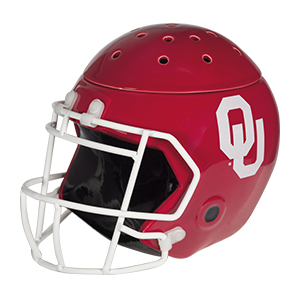 Scentsy Oklahoma Football Helmet Warmer