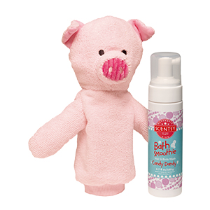 Penny the Pig Scentsy Scrubby Buddy