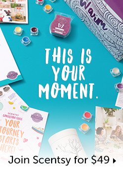 Scentsy $49 Discounted Starter Kit