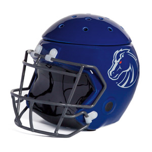 Scentsy BSU Football Helmet Warmer