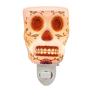 Scentsy Calavera Nightlight Warmer