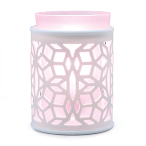 Scentsy Darling with purple insert Warmer buy online
