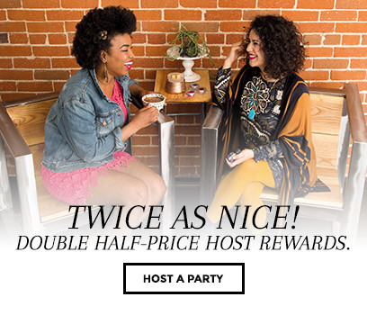 Double Half Price Host Rewards 2017