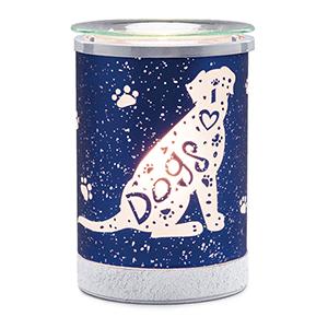 Scentsy I Heart Dogs Warmer buy online