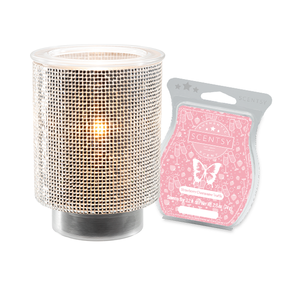 Scentsy Scent and Warmer of the Month
