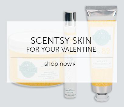 Scentsy Valentine Perfume Lotion
