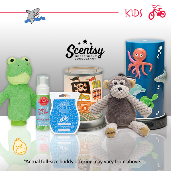 Scentsy Kids Category