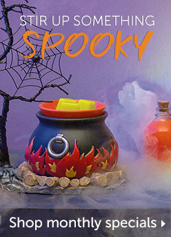 September Scentsy Warmer of the Month