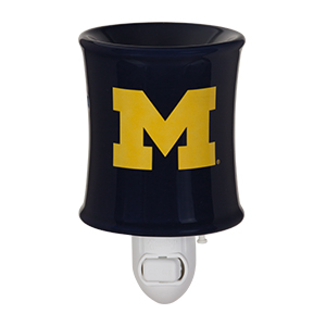 Scentsy Collegiate Licensed University of Michigan mini