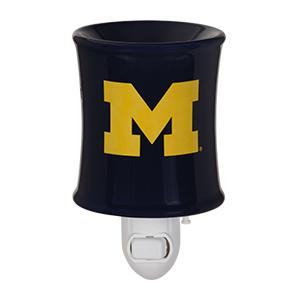 Scentsy Collegiate Licensed University of Michigan mini