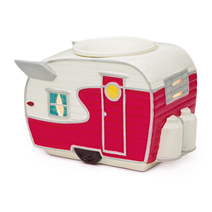 Scentsy Camper Warmer - road less traveled