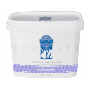 Scentsy Washer Whiffs French Lavender