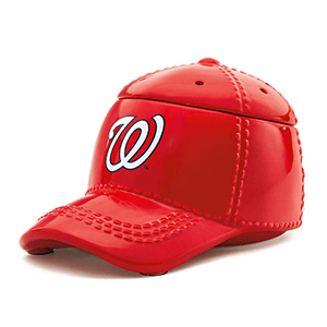Washington National MLB Pro Baseball Scentsy Warmer