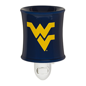 Scentsy West Virginia University nighlight warmer