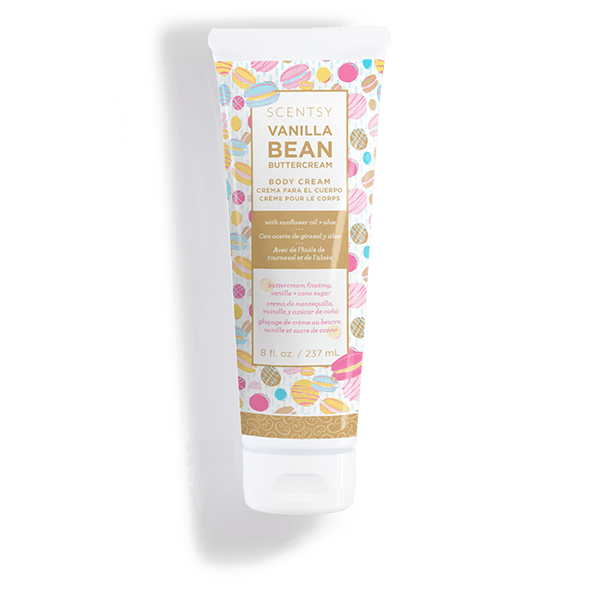 Scentsy Body Cream