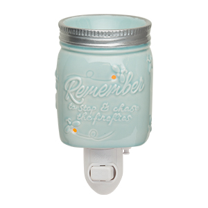 Scentsy Chasing Fireflies Nightlight Warmer