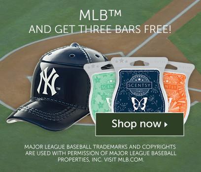 BaseballScentsyWarmer