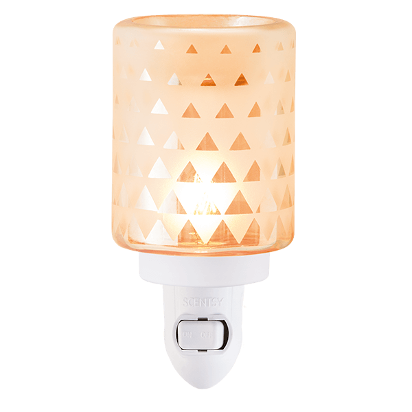Scentsy Geo Mini Warmer