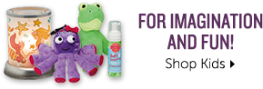 Scentsy Kids Product Line
