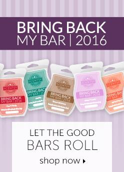 Scentsy Bring Back My Bar 2016