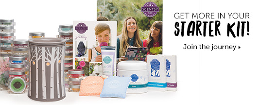 Double Starter Kit Scentsy