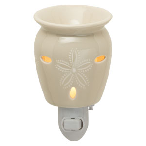 Scentsy Sand Dollar Nightlight Warmer