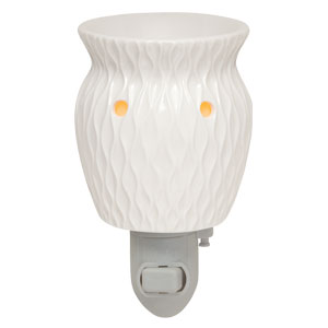 Scentsy Crinkle Nightlight Warmer