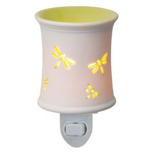 Scentsy Damsel Nightlight Warmer