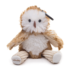 Oakley the Owl Scentsy Buddy Clip