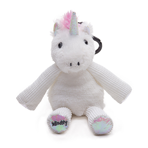 Stella the Unicorn Scentsy Buddy Clip
