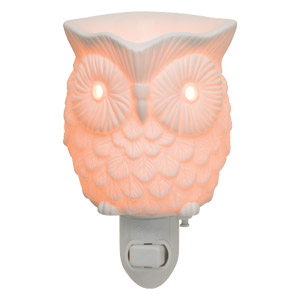 Scentsy Whoot Nightlight Warmer