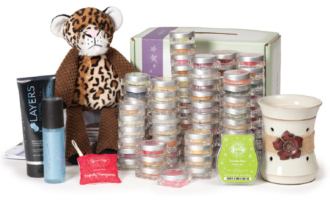 new Scentsy Starter Kit