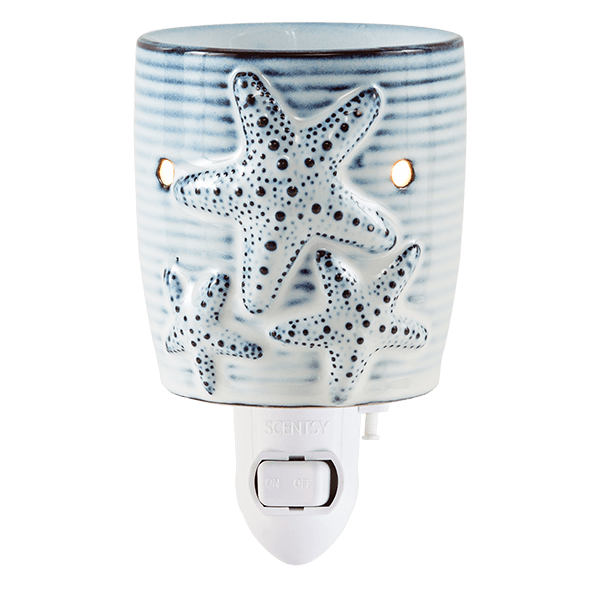 Scentsy Sea Star Mini Warmer