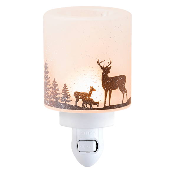 Scentsy Wildlife Mini Warmer