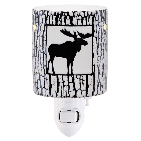 Scentsy Yukon King Mini Warmer