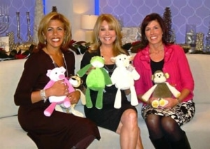 Heidi Thompson Scentsy on TODAY Show