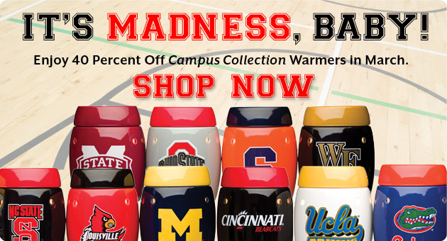 Scentsy March Madness NCAA sale