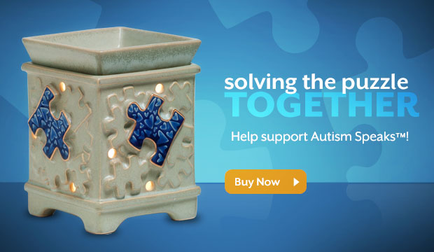 Scentsy Charitable Cause Warmer