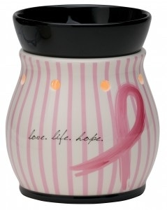 Scentsy Breast Cancer Awareness Warmer