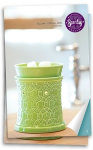 Scentsy Autumn Winter 2012 Catalog Germany