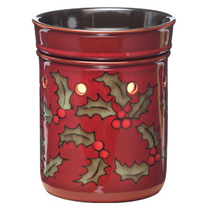 Scentsy Holly Christmas Warmer