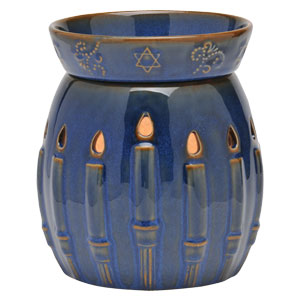 Menorah Candle Scentsy Holiday Warmer