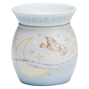 Baby cow moon nursery Scentsy Warmer